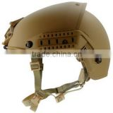 High quanlity NIJ IIIA military ballistic helmets/ SWAT bulletproof helmet / head protection military