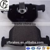 D1042 Auto mobile brake piece 34216763 non-as bestos brake pads China's most professional truck High quality brake pad