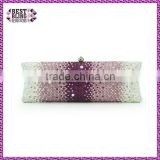 rectangle shape full crystal clutch bags bulk by from China wholesale price crystal box clutch bag