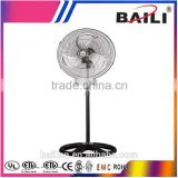 Powerful industrial pedestal fan 18 inch industrial fan