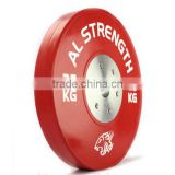 Crossfit Training Competition Olympic Weight Set Bumper Plate And Bars