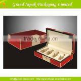 Luxury Wooden Perfume Bottles Gift Packaging Box