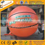 inflatable advertising helium basketball balloon F2043