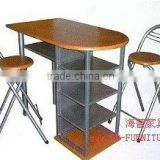 Foldable Breakfast Table Set
