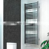 HB-R79 series bathroom hot water heated steel chromed ladder towel racks warmer towe rails radiator