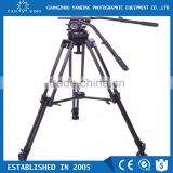 Factory supply professional video camera tripod Secced Reach Plus 5 tripod with ground spreader loading 44kg