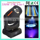Cheap Wholesale Price Pro Stage Theatre Film DMX 350W 330W 17R Sharpy Beam Moving Head Light