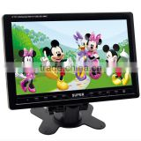 9 inch Mini touch button Car Digital Screen Stand Alone Monitor