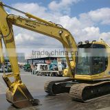 used excavator komatsu pc120-6 with good performance