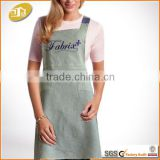 Linen Fabric Embroidery Womens Aprons