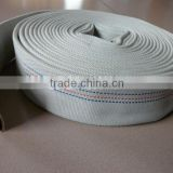 PVC or rubber lined fire canvas hose