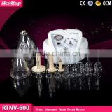 New products big big brest pump breast enlargement enhancer massager vacuum butt lifting machine with wholesale price