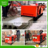2016 New tech precast slab making machine price