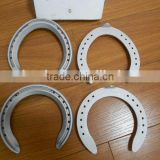 aluminum horseshoe come with horse shoe nails