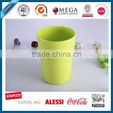 green cup melamine cup with lid colerful custom designs, mug printing machine