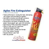 Inquiry about Singapore Agfas Fire Extinguisher