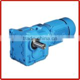 Equivalent as SEW K series right angle 90 degree geared motor,moto reductor