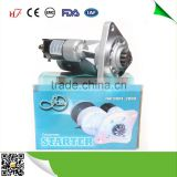 Russia mtz tractor parts high quality 12v bosch starter motor used in Russia market