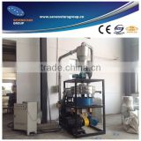 Plastic powder grinder machine with 10 years experience factory
