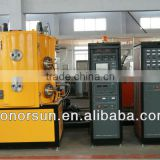 coating machines/ film plating machine/Horizontal and Vertical Vacuum Metallising Plants /plastic coating for cars