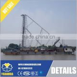 dredging equipment for sand mining deep digging