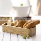 NEW!Wooden Box, wooden storage, rectangle tray, stationary storage, solid ash wood, dessert plates, piece wood, wooden board, wo