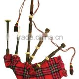 Cheap high qualityRose wood Bagpipes