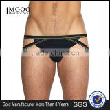 Wholesale Custom Band Backless Strap Sexy Brief For Male Cotton Spandex Brief Jocky Men Underwear