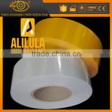 50mm*50yds Economic Reflective Sheeting/Vehicle Conspicuity Marking Tape/truck warning tape