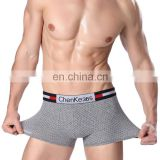 New arrival stretchable breathable 95 cotton 5 spandex men brief underwear men's boxer briefs wholesale