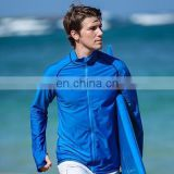 Fitness sportswear new design men rash guards wholesale