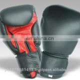 Ripe Top Quality Dollar Printing Boxing Gloves M/O Genuine Cow Leather Size 16 oz boxing glove, boxing glove