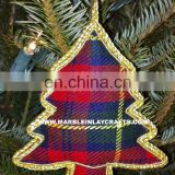 Hand Beaded Christmas Hanging