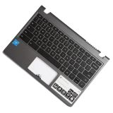 FOR ACER CHROMEBOOK C720 60.SHEN7.006 LAPTOP KEYBOARD AND PALMREST