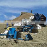 RIver Gold Vibrating Screen Gold Centrifugal Concentrator Machine Price