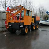 Guardrail Pile Driver Construction Machinery