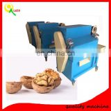Best selling full automatic walnut cracker/walnut sheller/walnut cracking machine