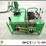 Factory Price Hydraulic Mobile Anchor Driver in Pile Driver Drill Machine