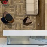 Polypropylene PP  Bitumen PVC backing commercial office carpet tile  living room carpet tile