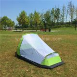 Nylon Fabric One Person Hiking Tent One Man Tent