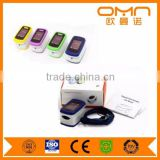 Free Digital Blood Oxygen Saturation Analyzer OLED Pulse Heart Rate Monitor Oximeter