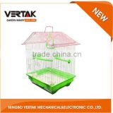 Chinese garden metal wire decorative bird cages