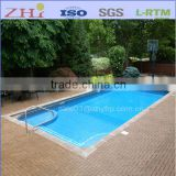Custom Inground Rectangle Fiberglass Swimming Pool(L8.0M/L5.8M)