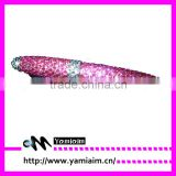 Promotional pink rhinestone pen supplier