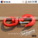 Steel Drop Forged S322 Heavy Lifting Swivel Hook                                                                         Quality Choice