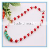 Latest Fashion Bridal Wedding Costume Jewellry Pearl Chain Necklaces Designs Pearl Necklace Jewelry