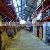 warehouse storage equipment Heavy Duty Selective Pallet Racking