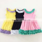 Hot sale baby girl party dress fancy dresses for girls high quality baby girl clothing