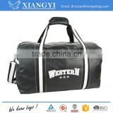 Fashionable PU/PVC leather sport duffle bag travel bag                                                                                                         Supplier's Choice