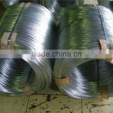 ISO9001:2008 china supplier highly hot dip galvanized SAE1006 high carbon steel wire rod used on construction